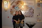 Tanya Petroff and Michele Ryan